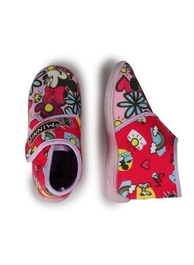 Gigi Minnie Mouse Kız Çocuk Panduf 97057T Pembe